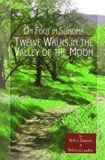 Book Cover: On Foot in Sonoma: Twelve Walks in the Valley of the Moon